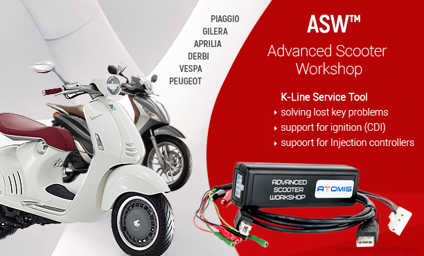 Advanced Scooter  Workshop
