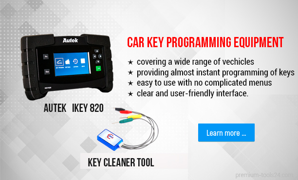 Car Key Programming Equipment