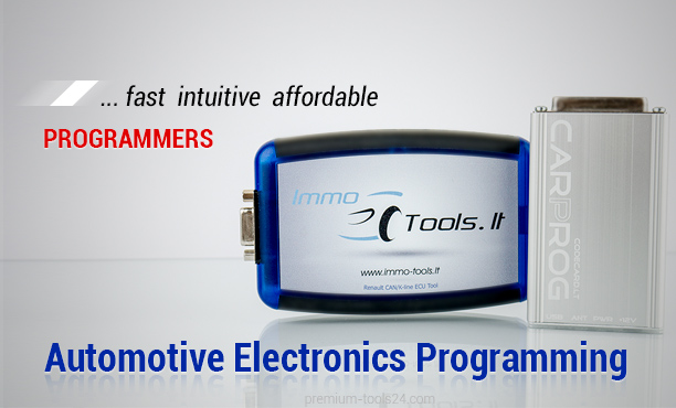Automotive Electronics Programming