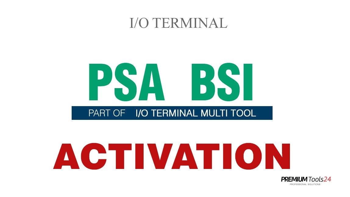 PSA BSI