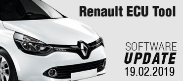 Renault ECU Tool v2.79a (updated 19/02/2019)