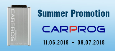 Codecard 2018 Started Summer Promotions!