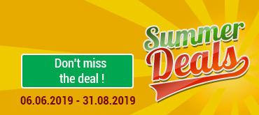 Summer Deals 2019 with Premium Tools 24