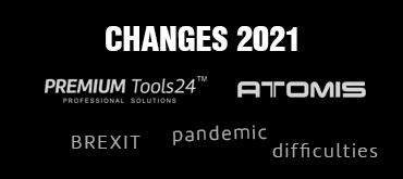 Chages in 2021 Premium tools 24