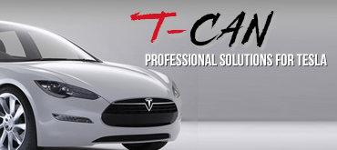 T-CAN - Diagnostic & Programming Tool for Tesla Model S